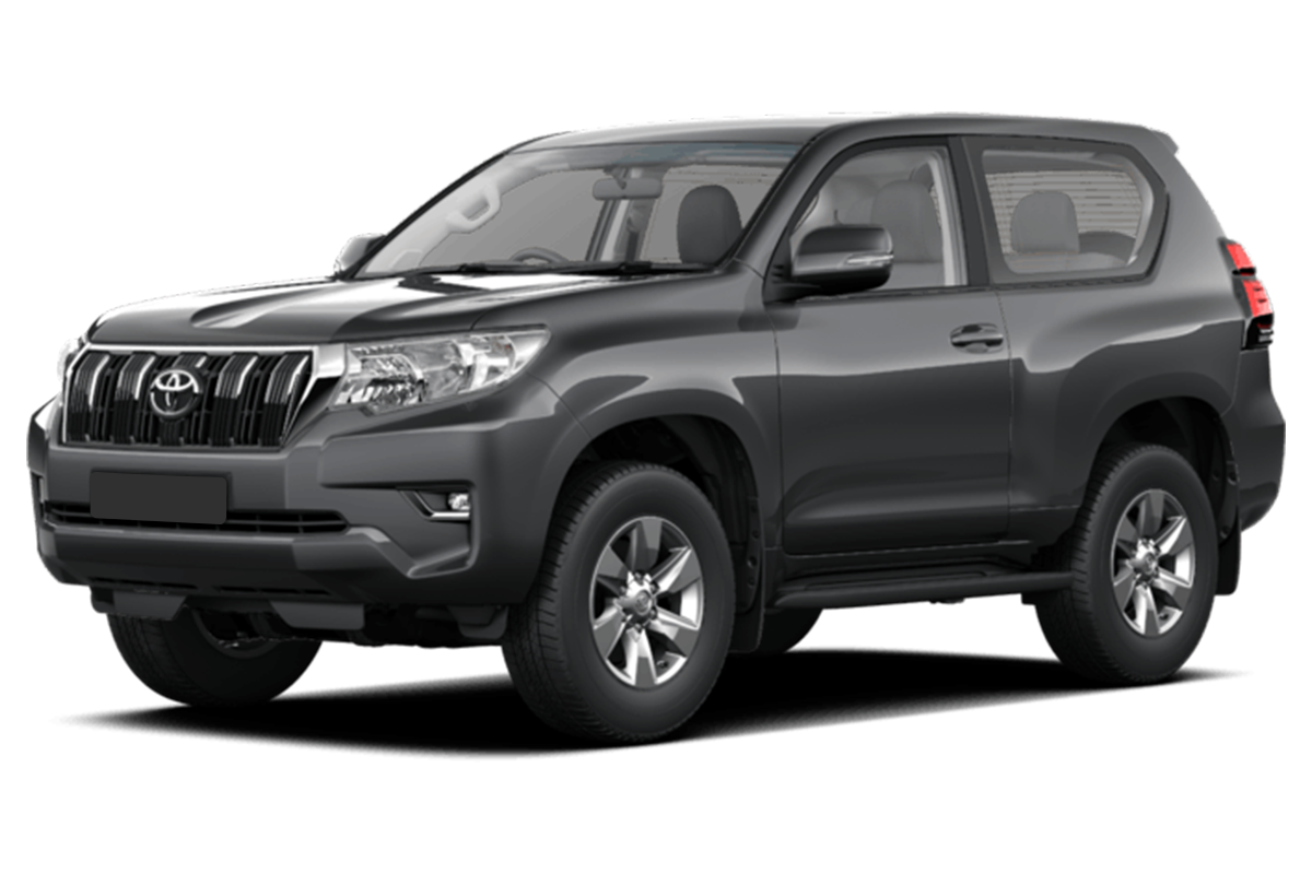 Mandataire TOYOTA LAND CRUISER RC20